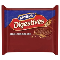 MCVITIE CHOCLATE DIGESTIVE TWINPACK - PACK OF 48