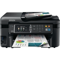 EPSON WF-3620DWF WORKFORCE PRO MULTI FUNCTION PRINTER