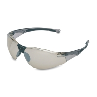 HONEYWELL A800 PLANO EYEWEAR SAFETY SPECTACLES  SILVER LENS