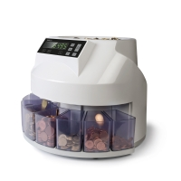 SAFESCAN 1200 COIN COUNTER & SORTER EURO