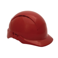CENTURION S09A CONCEPT FULL PEAK VENTED SAFETY HELMET RED