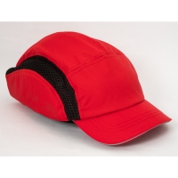 CENTURION AIRPRO BUMP CAP RED