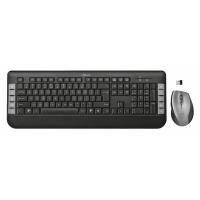 Tecla Wireless Multimedia Keyboard with mouse