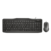 Classicline Wired Keyboard and Mouse