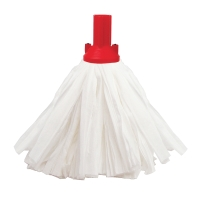 EXEL RED BIG WHITE SOCKET MOP HEAD 120G
