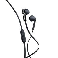 URBANISTA 1032502 SAN FRAN EARPHONES BLK