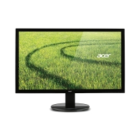 ACER 24   WIDE 5MS LED DVI BLACK MONITOR