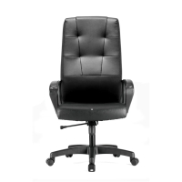 4306 BLACK MANAGEMENT CHAIR