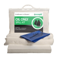 ECOSPILL H1290030 PREMIER OIL ONLY CLIP TOP SPILL KIT 30L
