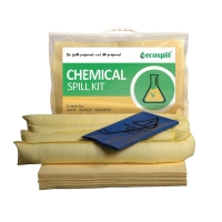 ECOSPILL C1290030 PREMIER CLIP TOP SPILL KIT 30L