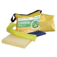 ECOSPILL C1280050 PREMIER CHEMICAL VINYL HOLDALL SPILL KIT 50L