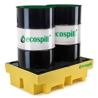 ECOSPILL P3201208 2 DRUM 240 LITRE SPILL PALLET 1220X860X330MM