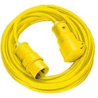 cable  EXTENSION LEAD3 core  110V Lighting Electrical