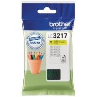BROTHER LC3217Y INK CARTRIDGE YELLOW