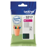 BROTHER LC3217M INK CARTRIDGE MAGENTA