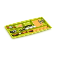 CEP DRAWER/TRAY TOP ORGANISER ANISE 20X329-341X168MM