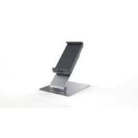 DURABLE 893023 TABLET HOLDER ALUMINIUM TABLE GREY