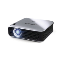 PHILIPS PICO PIX PPX4010 HDMI PROJECTOR