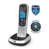 BT 2200 DECT TELEPHONE WITH NUISANCE CALL BLOCKER SINGLE HANDSET