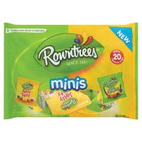 ROWNTREES MIXED MINI BAG 300G