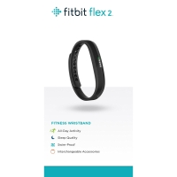 FITBIT FLEX WIRELESS TRACK WRISTBAND BLACK
