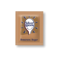 SILVER SPOON DEMERA BROWN SUGAR SACHETS 2.5G - BOX OF 1,000