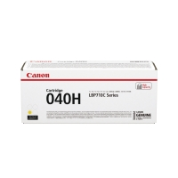 CANON 040H HIGH YIELD LASER CARTRIDGE YLLW