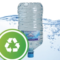 15 LITRE WATER BOTTLE RECYCLING SERVICE