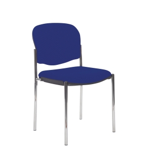CODA MULTI PURPOSE STACKING CHAIR BLUE