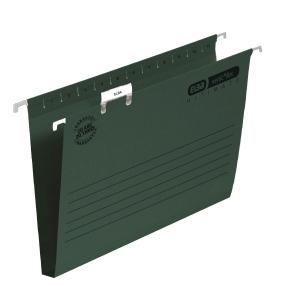 ELBA FOOLSCAP SUSPENSION FILE GREEN BOX OF 50