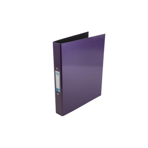 ELBA A4XL CLASSY RINGBINDER PAPER-ON-BOARD METALLIC PURPLE