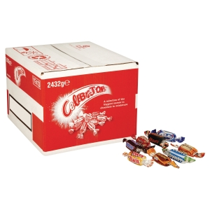 CELEBRATIONS CHOCOLATES BULK PACK 2.34KG