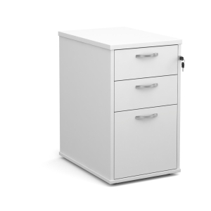 TRIOS DESK HIGH PEDESTAL 600MM WHITE