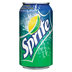 SPRITE CAN 330ML - PACK OF 24