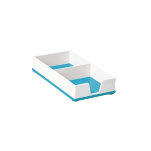 AVERY BRILLIANCE BR05 ACCESSORY TRAY WHITE/BLUE
