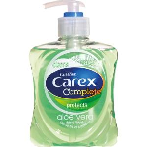 CAREX COMPLETE ALOE VERA HAND WASH 250ML