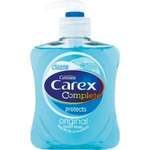 CAREX COMPLETE ORIGINAL HANDWASH 250ML