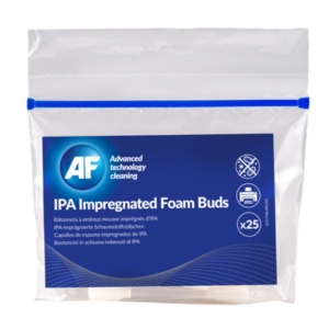 PK25 IPA IMPREGNATED FOAM BUDS