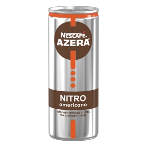 NESCAFE AZERA COLD AMERICANO COFFEE- PACK OF 12
