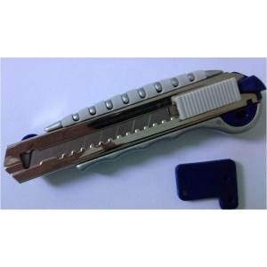 LYRECO PREMIUM ERGONOMIC KNIFE 18MM