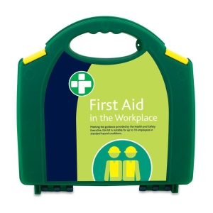 FIRST AID KIT STANDARD SIZE FOR 1 -10 EMPLOYEES