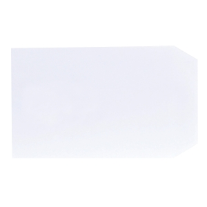 LYRECO ENVELOPES C5 90 G 100 PERCENT RECYCLED WHITE - BOX OF 500