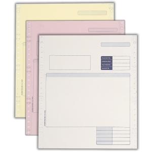 SAGE COMPATIBLE CONTINUOUS INVOICE 3 PART - BOX OF 750