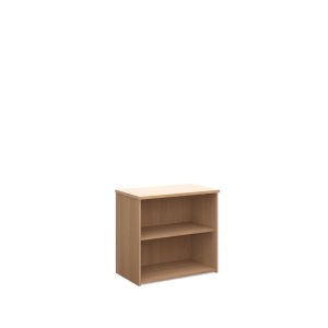 TRIOS WOODEN BOOKCASE 720 X 938 X 350MM BEECH