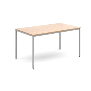STACKABLE MULTIPURPOSE TABLE 1400MM BEECH