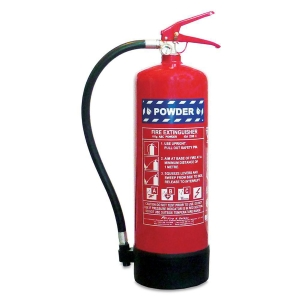 FIRE EXTINGUSIHER ABC DRY POWDER 6KG
