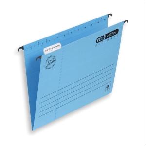 ELBA VERTICFLEX ULTIMATE BLUE FOOLSCAP SUSPENSION FILES V BASE - BOX OF 25