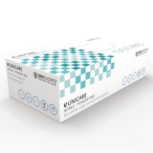 NITRILE POWDERFREE GLOVE XL BLUE (BOX OF 100)
