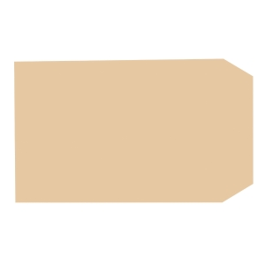 LYRECO MANILLA 458 X 324MM PLAIN SELF SEAL ENVELOPES 115GSM - BOX OF 125