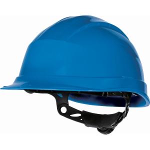 DELTAPLUS  QUARTZ III SAFETY HELMET BLUE